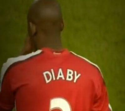 Diaby szerezte az Arsenal győztes gólját