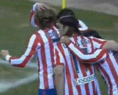 Atletico Madrid - Barcelona: 2-1