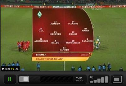 Werder Bremen - Twente: 4-1