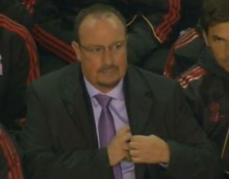 Rafa Benitez bízik a jó szereplésben