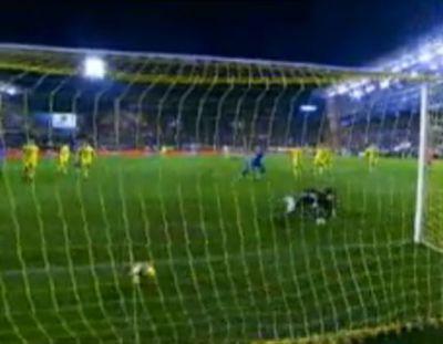 Soldado 11-es gólja a bajnokságban