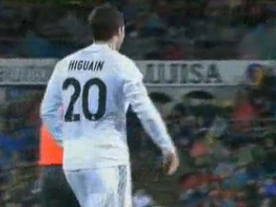Csakúgy mint Ronaldo, Higuaín is kétszer volt eredményes