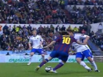 Messit (10) egy az egyben lehetetlen legyőzni
