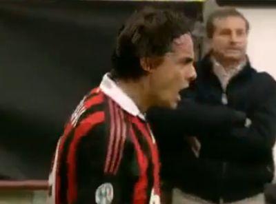 Inzaghi egyenlített a Napoli ellen