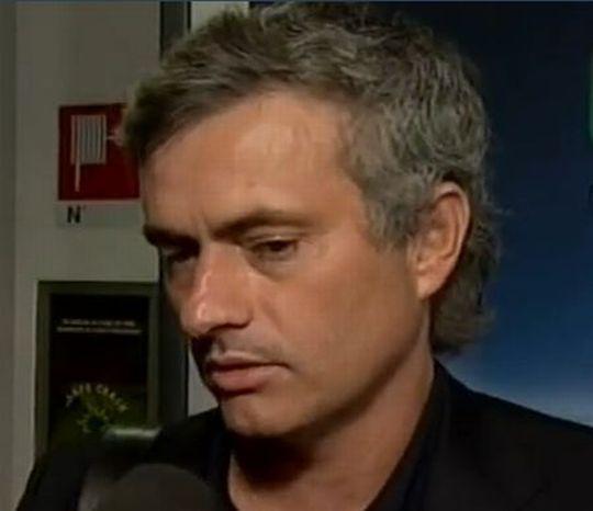José Mourinho nagyon hallgatag