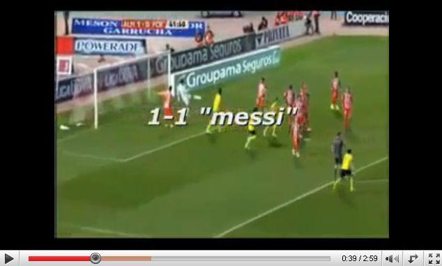 Almeria - Barcelona: 2-2
