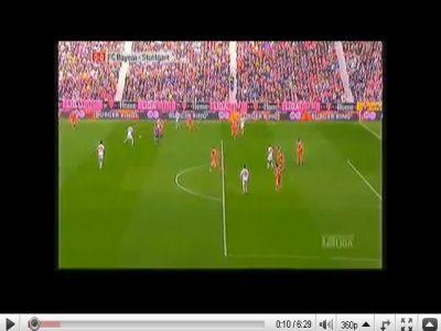 Bayern München  - Stuttgart: 1-2