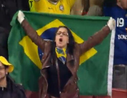 2-0-ás brazil győzelem a felkészülési mérkőzésen