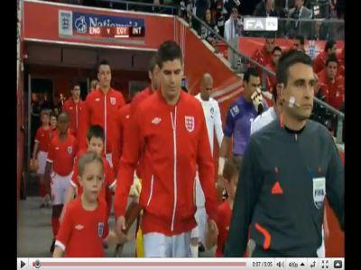 Anglia - Egyiptom: 3-1