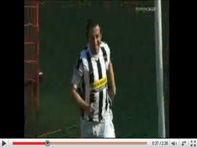 Juventus  - Siena: 3-3