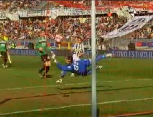3-0-ról bukott a Juventus