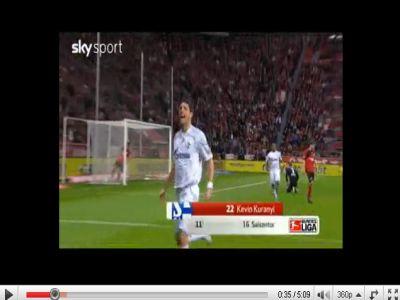 Bayer Leverkusen - Schalke: 0-2