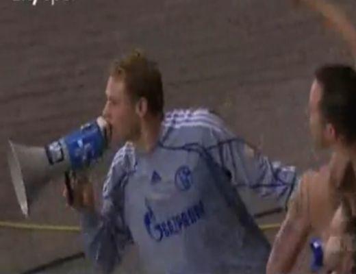 A Schalke beelőzte a Bayernt