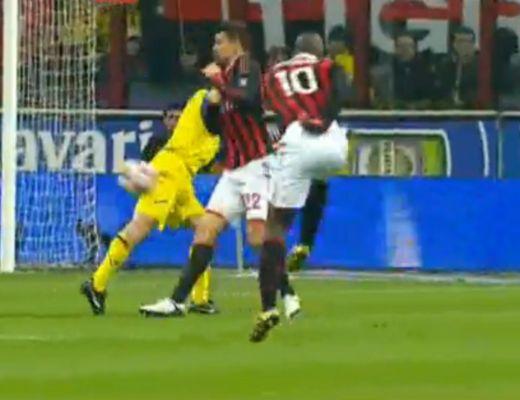 Seedorf bombája hozta fel a Milant az Interre