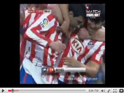 Real Madrid - Atletico Madrid: 3-2