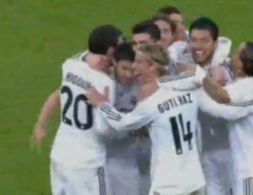 A spanyol bajnokság élére ugrott a Real Madrid