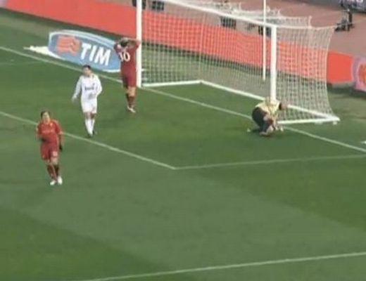 Döntetlen a római derbin, a Palermo Bajnokok Ligája pozícióban
