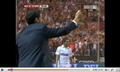 Sevilla - Real Madrid: 2-1 (őszi mérkőzés)
