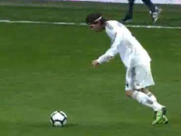 Ramos a Real Madrid egyik legjobbja volt