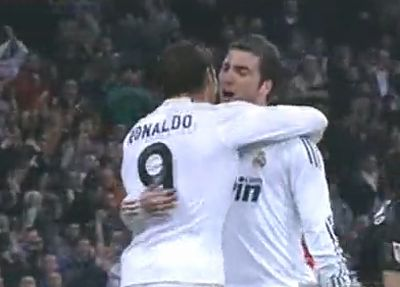 Higuaín szerezte a Real harmadik gólját