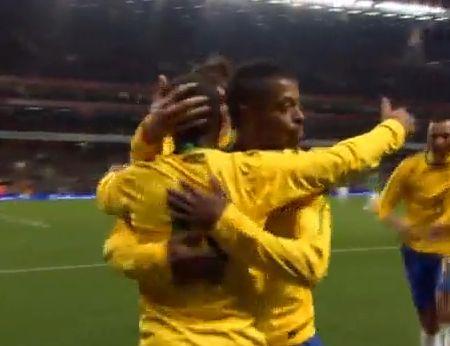 Brazília könnyed játékkal nyert