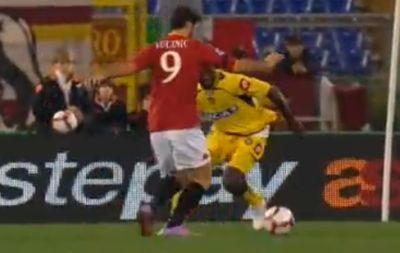 Vucinic (9) volt a Roma nyerőembere