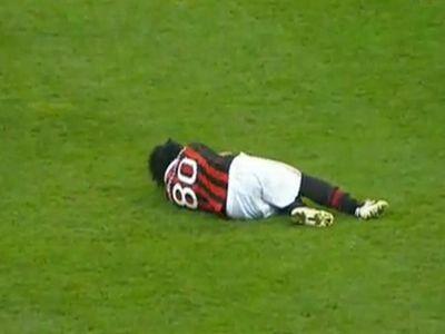 Ronaldinho padlót fogott Seedor góljától