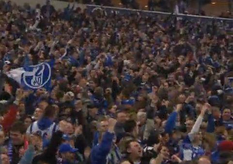 A Schalke közönsége ki van éhezve egy bajnoki címre