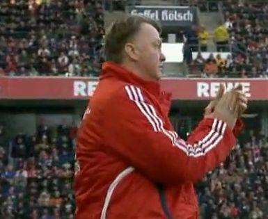 Van Gaal biztatta csapatát, a Bayern Münchent