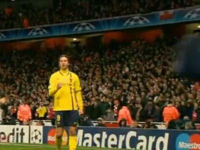 Ibrahimovic nagyon jól játszott, mindkét gólt ő szerezte a Barcának