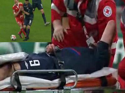 Ribéry pakolt oda Lisandronak, Természetesen a támadó visszajött a pályára, amiért megkapta a magáék a bajor szurkolóktól