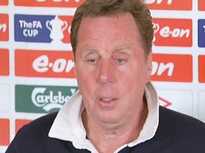 Redknapp, a Tottenham menedzsere a pályát hibáztatja