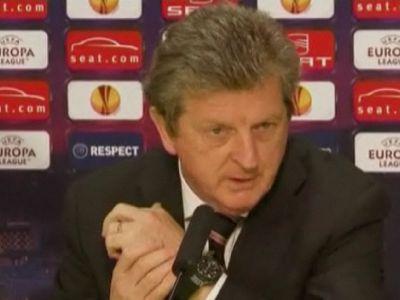 Hodgson nem csalódott az eredmény miatt