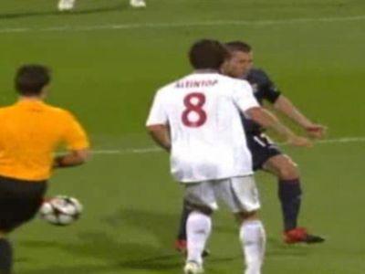 Ailtintop szolgálta ki nagyszerűen Olicot a második gólnál