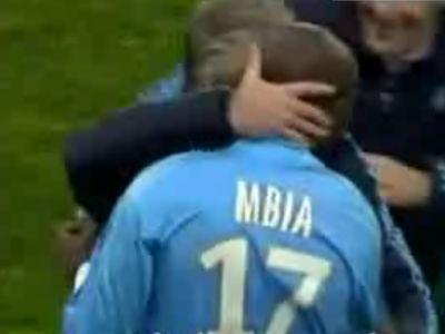 Mbia a 88. percben szerezte meg a győztes gólt
