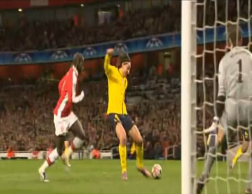 Megmentette a mérkőzést az Arsenal