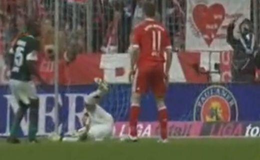 A Bayern kivégezte a Hannovert, 7-0
