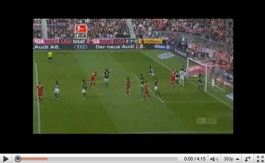 Bayern München - Hannover: 7-0