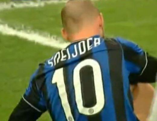 CSKA Moszkva - Inter: Sneijder a kezdőben