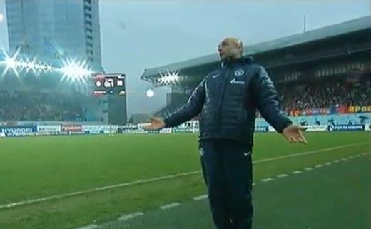 A Zenit nyert az orosz rangadón