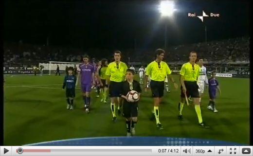 Fiorentina - Inter 2-2