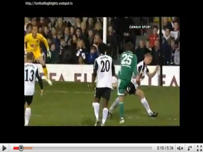 Fulham - Wolfsburg: 2-1