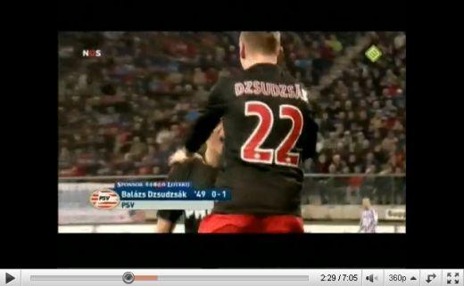 Heerenveen - PSV: 2-2