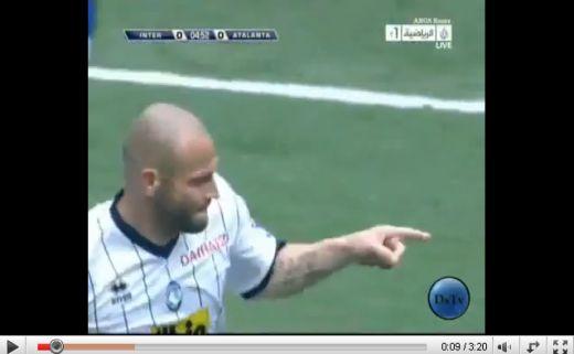 Inter - Atalanta: 3-1