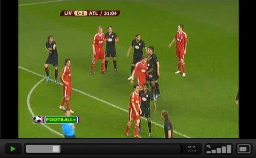 Liverpool - Atletico Madrid: 2-1