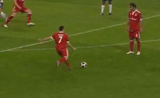Rummenigge szeretné, ha Ribéry maradna