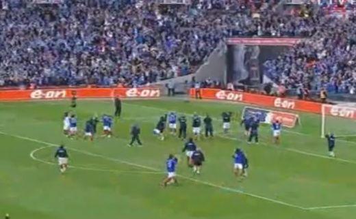 A Pompey az FA-kupa döntőjében
