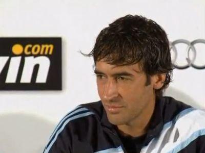 Lehet, hogy Raúl elhagyja a Real Madridot