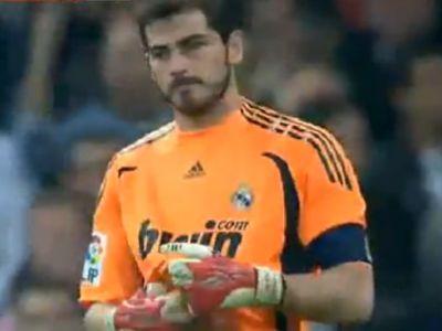 Casillas arca mindent elárul