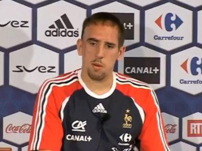 Ribéry akár három évet is kaphat, ha bűnösnek találják